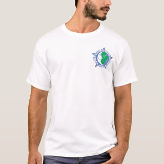 Northeast Arkansas Pagans - Front Small Print T-Shirt