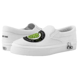 Northeast Hop Alliance Zip Slips Slip-On Shoes