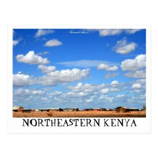 Northeastern Kenya Post Card