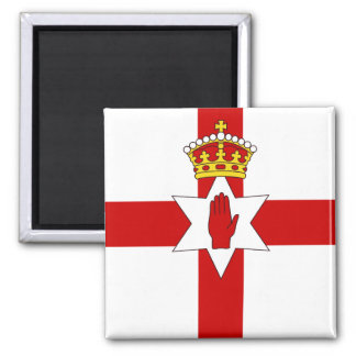 Norther Ireland ulster flag Magnet