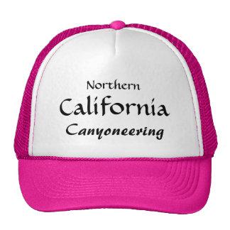 Northern California Canyoneering hat