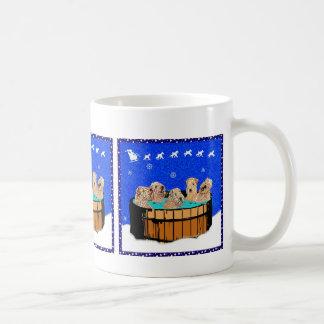 NORTHERN CALIFORNIA CHRISTMAS COFFEE MUG