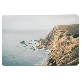 Northern California Coast   Floor Mat