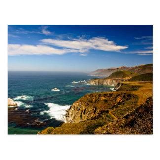 Northern California Coast Postcard