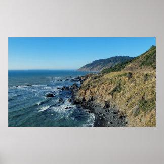 Northern California Coast Print