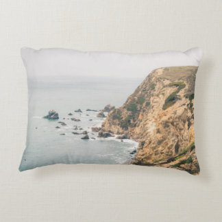 Northern California Coast   Throw Pillow