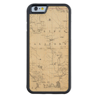 Northern California Maple iPhone 6 Bumper Case