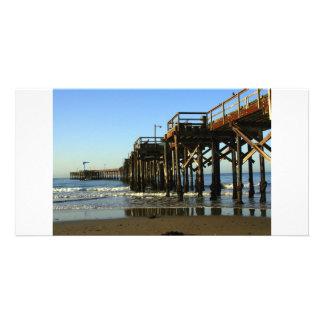 Northern California Custom Photo Card