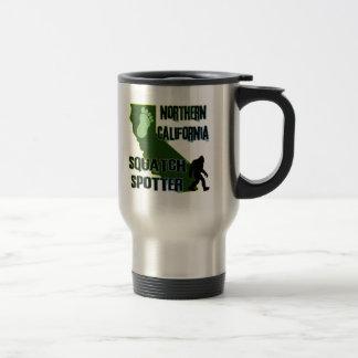 Northern California Squatch Spotter Mug