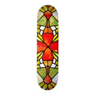 Northern Cross Grunge Custom Pro Park Board 20 Cm Skateboard Deck