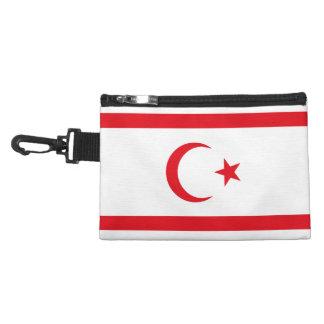 Northern Cyprus Flag Accessory Bag