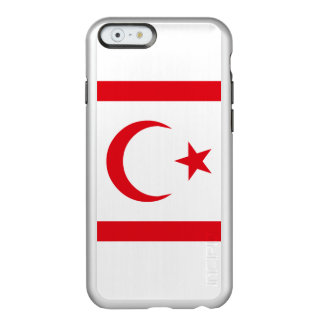 Northern Cyprus Flag Incipio Feather® Shine iPhone 6 Case