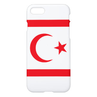 Northern Cyprus Flag iPhone 8/7 Case