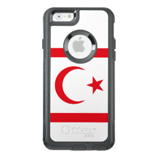 Northern Cyprus Flag OtterBox iPhone 6/6s Case