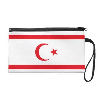 Northern Cyprus Flag Wristlet