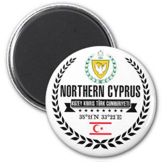 Northern Cyprus Magnet