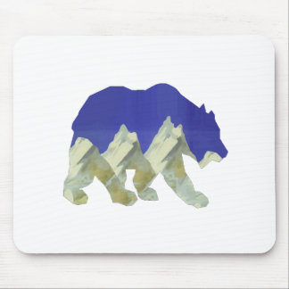 Northern Escape Mouse Pad