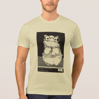 Northern Hairy-Nosed Wombat by JooYoung Choi T-Shirt