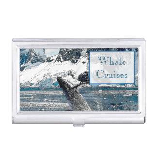 Northern Humpback Business Card Holder
