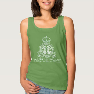 Northern Ireland - celtic ropework design Singlet