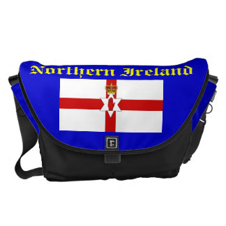 Northern Ireland Flag Messenger Bag - Large