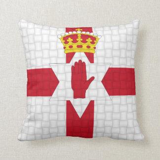 Northern Ireland Irish flag Cushion