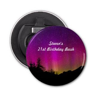 Northern Lights Aurora Borealis Birthday Keepsake