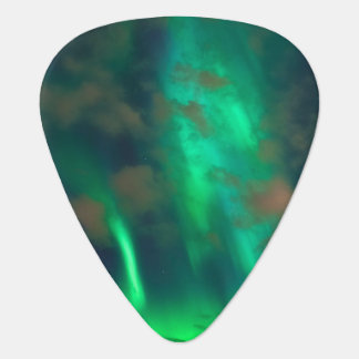Northern Lights, Aurora Borealis Plectrum