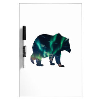 Northern Lights Dry Erase Board