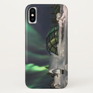 Northern Lights iPhone X Case