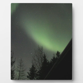 Northern Lights Plaque