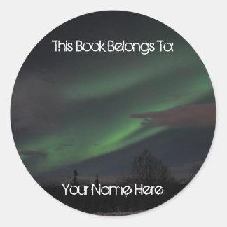 Northern Lights Show Sticker