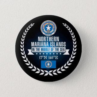 Northern Mariana Islands 6 Cm Round Badge