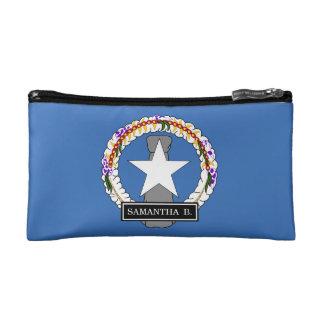 Northern Mariana Islands Flag Makeup Bag