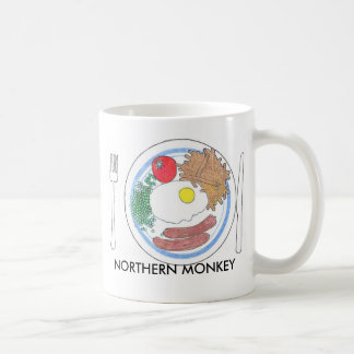 NORTHERN MONKEY COFFEE MUG