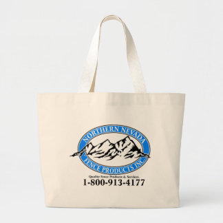 Northern Nevada Fence Products Canvas Bags