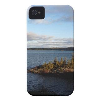 Northern Ontario Lake iPhone 4 Case