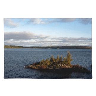 Northern Ontario Lake Placemat