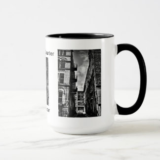 Northern Quarter Manchester Mug