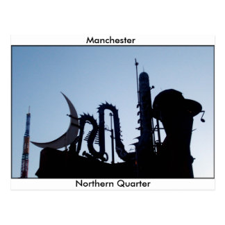 Northern Quarter Postcard