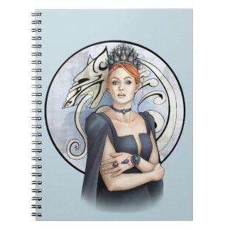 Northern Queen Notebook