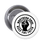 Northern Soul Button