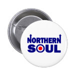 Northern Soul Scooter Mod Pin