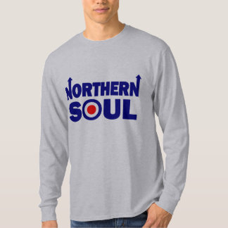 Northern Soul Scooter Mod Shirts