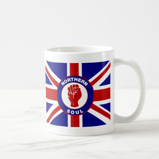 Northern Soul Union jack Mug