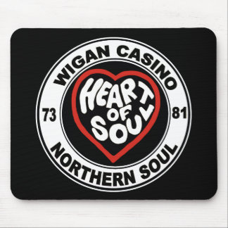 Northern soul Wigan Casino Mouse Pad
