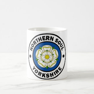 Northern Soul Yorkshire Coffee Mug