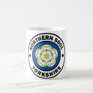Northern Soul Yorkshire Coffee Mug