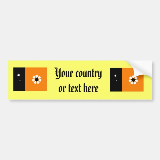 Northern Territory Bumper Stickers