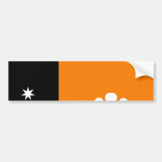Northern Territory Flag Bumper Stickers
